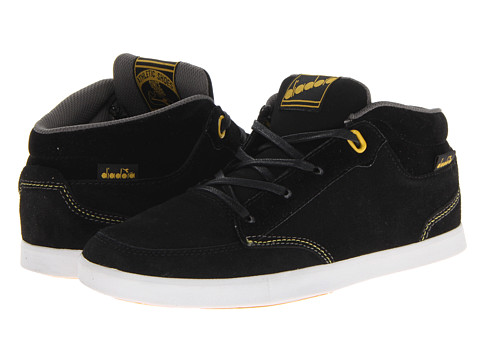 Adidasi Diadora Heritage - Devon - Black/Yellow