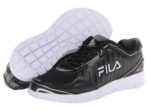 Adidasi Fila - Winsprinter - Black/Black/Metallic Silver