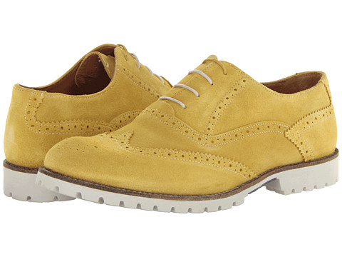 Pantofi Kenneth Cole Reaction - Just 4 A Pop - Mustard Suede
