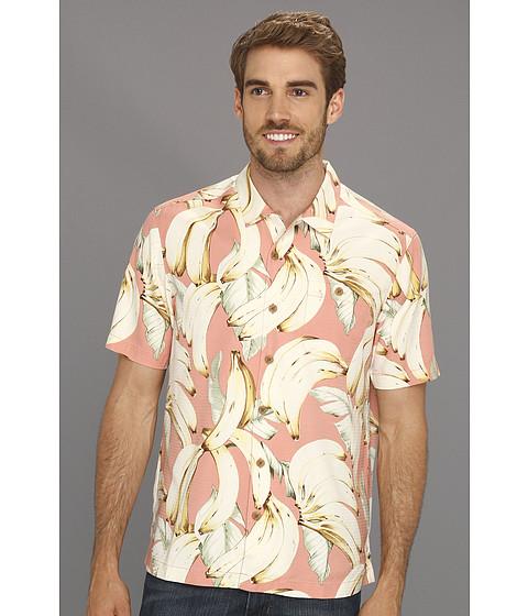 Camasi Tommy Bahama - Island Modern Fit Plantain Paradise Camp Shirt - Light Barcelona
