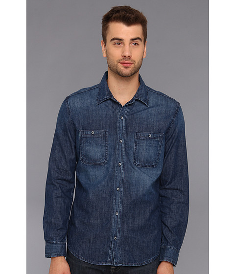 Camasi AG Adriano Goldschmied - The Corbin Shirt in Kenton - Kenton