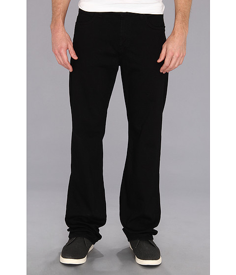 Blugi 7 For All Mankind - Austyn Relaxed Straight in Black Out - Black Out