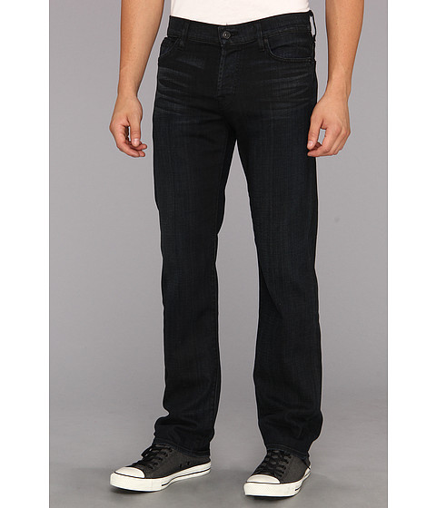 Blugi 7 For All Mankind - Standard Straight in Black Surface - Black Surface