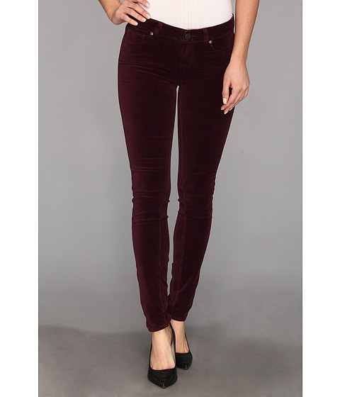 Pantaloni Paige - Verdugo Ultra Skinny in Juliet Velvet - Juliet