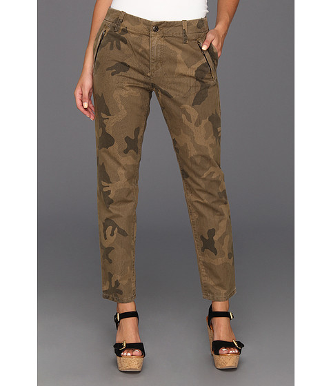 Pantaloni Joes Jeans - Straight Ankle Camo Trouser in Dayna - Dayna