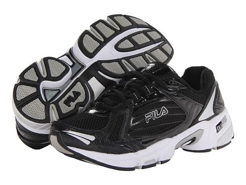 Adidasi Fila - Swerve 3 - Black/White/Metallic Silver