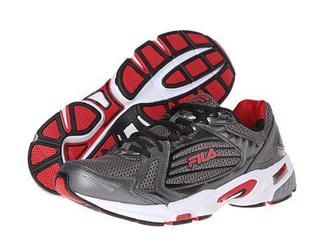 Adidasi Fila - Swerve 3 - Dark Silver/Black/Fila Red
