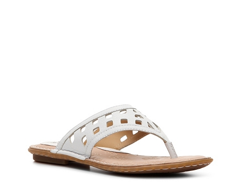 Sandale b.o.c - Jesy Flat Sandal - White