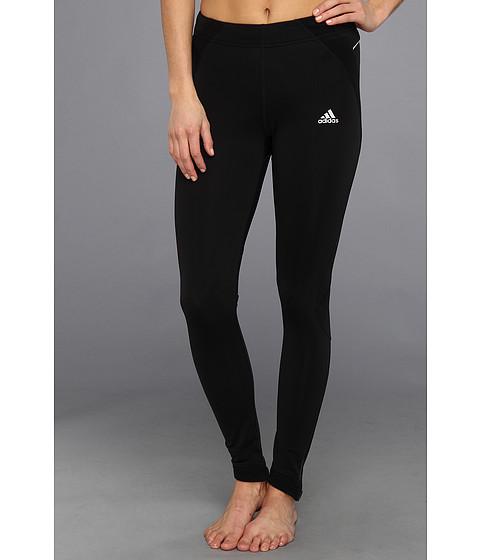 Pantaloni adidas - Sequencials Long Brushed Tight - Black