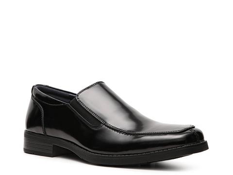 Pantofi Bacco Bucci - Tailor Slip-On - Black