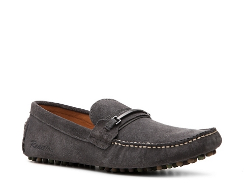 Pantofi Kenneth Cole Reaction - Double Clutch Loafer - Grey