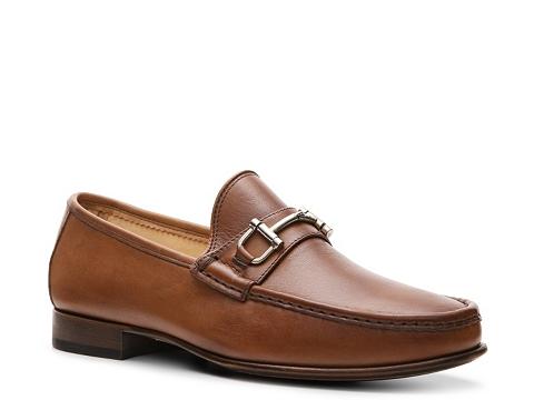 Pantofi Mercanti Fiorentini - Bit Loafer - Tan