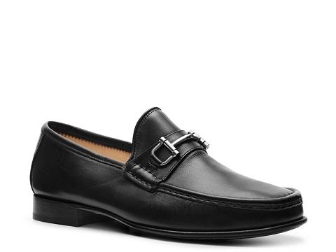 Pantofi Mercanti Fiorentini - Bit Loafer - Black