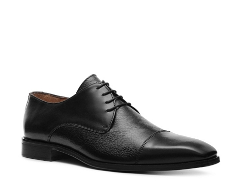 Pantofi Mercanti Fiorentini - Cap Toe Oxford - Black