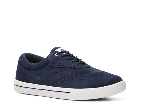 Pantofi Nike Golf - Nike Lunar Swingtip Golf Shoe - Mens - Navy Blue
