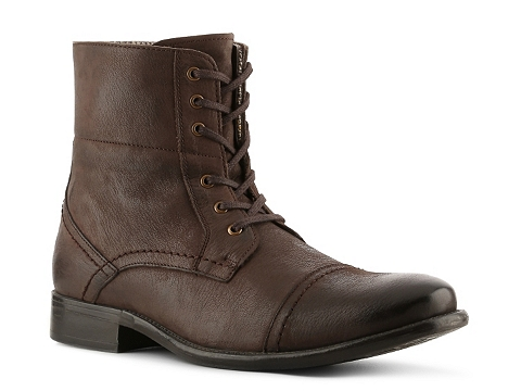 Pantofi Hush Puppies - Brock Boot - Brown