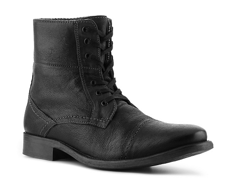 Pantofi Hush Puppies - Brock Boot - Black