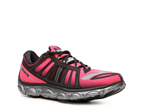 Adidasi Brooks - PureFlow 2 Lightweight Running Shoe - Womens - Pink/Black/Silver