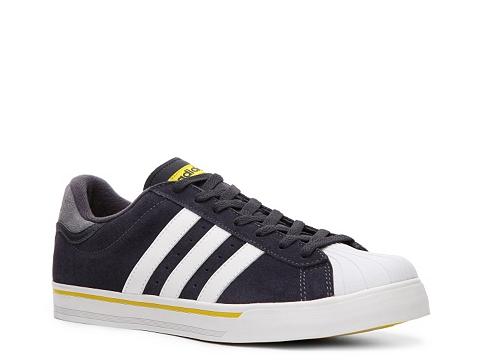 Adidasi adidas - NEO Classic Sneaker - Mens - Navy Blue/White/Yellow