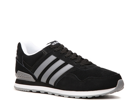 Adidasi adidas - Runeo 10K Retro Sneaker - Mens - Black/Grey