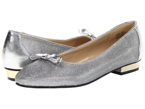 Pantofi Annie - Aster - Silver Glitter