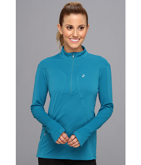 "Bluze ASICS - Favoriteâ""¢ 1/2 Zip - Jade"