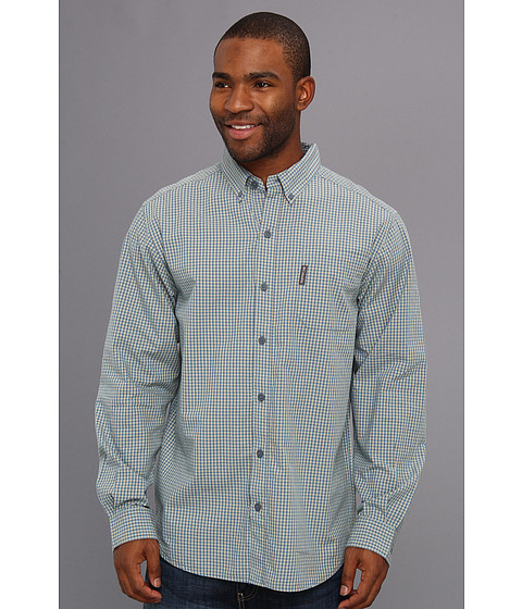 "Camasi Columbia - Rapid Riversâ""¢ L/S - Mountain Check"