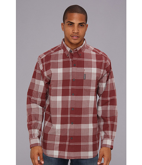 "Camasi Columbia - Rapid Riversâ""¢ L/S - Red Rocks Plaid"