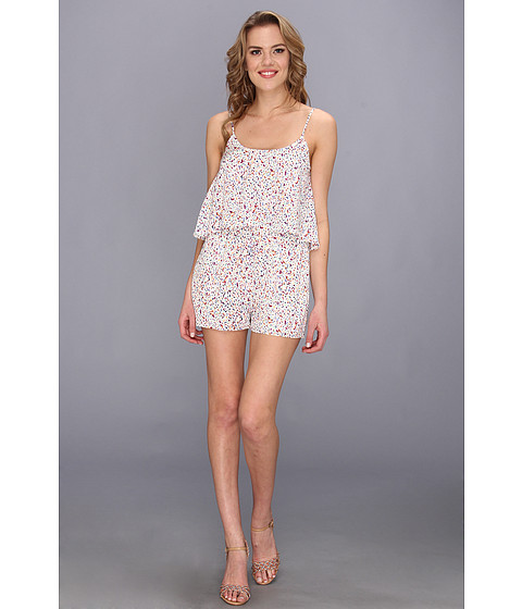 Pantaloni BCBGeneration - Woven Sportswear Jumper - Dewberry Multi