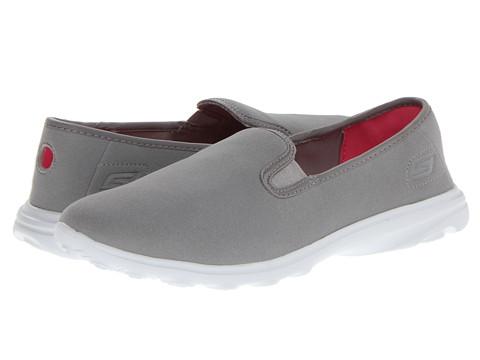 Adidasi SKECHERS - GoSleek - Slide - Gray