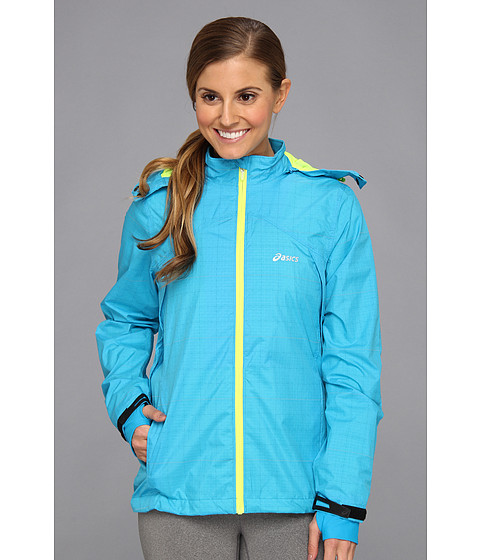 Bluze ASICS - Storm ShelterÃ'® Jacket - Atomic Blue