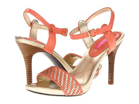 Pantofi Isaac Mizrahi New York - Belle - Coral/Gold