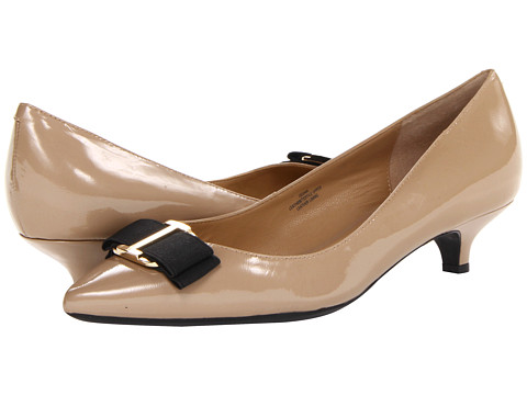 Pantofi Isaac Mizrahi New York - Gina - Meduim Natural Patent
