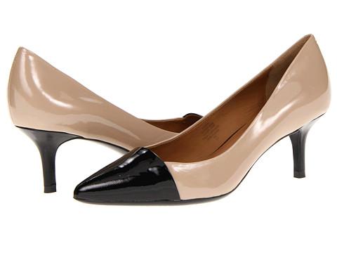 Pantofi Isaac Mizrahi New York - Jabria - Gold Multi Patent