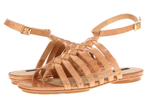 Sandale Rachel Zoe - Carlyle - Natural Calf Leather