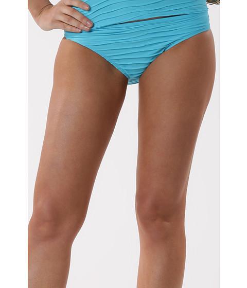 Costume de baie LAUREN Ralph Lauren - Heat Wave Hipster Bottom - Resort Blue