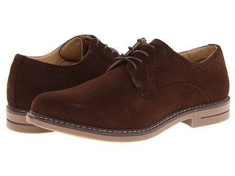 Pantofi IZOD - Chad - Dark Brown