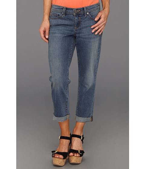 Blugi Calvin Klein Jeans - Petite Ankle Crop Jean in Medium Wash - Medium Wash