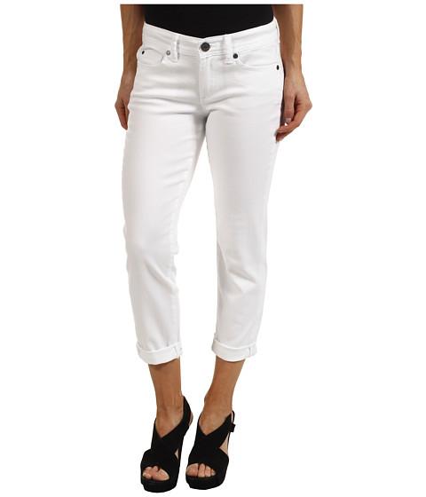 Blugi Calvin Klein Jeans - Petite Skinny Ankle Crop Jean in White - White