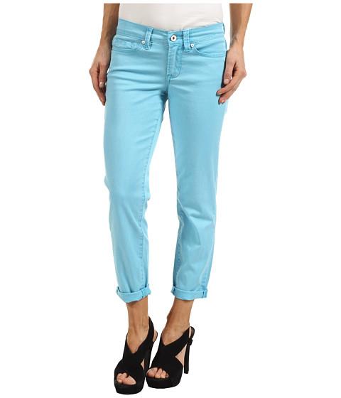 Blugi Calvin Klein Jeans - Petite Skinny Crop Jean - Calypso Blue