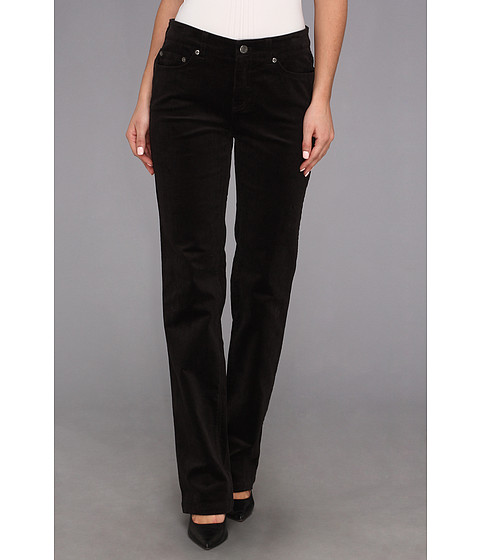 Pantaloni Jones New York - Lean Bootcut Pant - Black