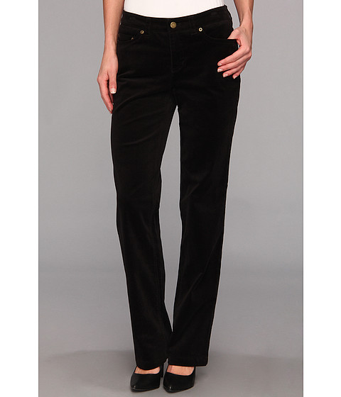 Pantaloni Jones New York - Lean Bootcut Pant - Black 1