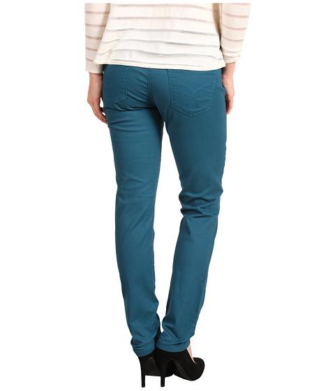 Blugi Calvin Klein Jeans - Petite Ultimate Skinny Jean - Blue Coral