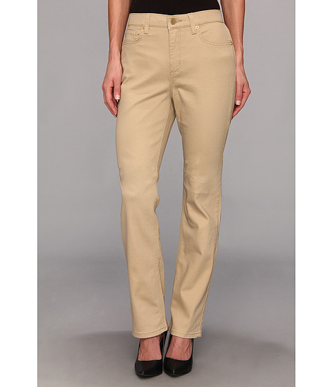 Pantaloni Jones New York - Lexington Straight In Cashew - Cashew