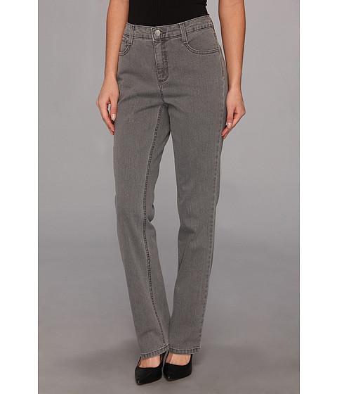 Pantaloni Jones New York - Lexington Straight In Pearl Grey - Pearl Grey