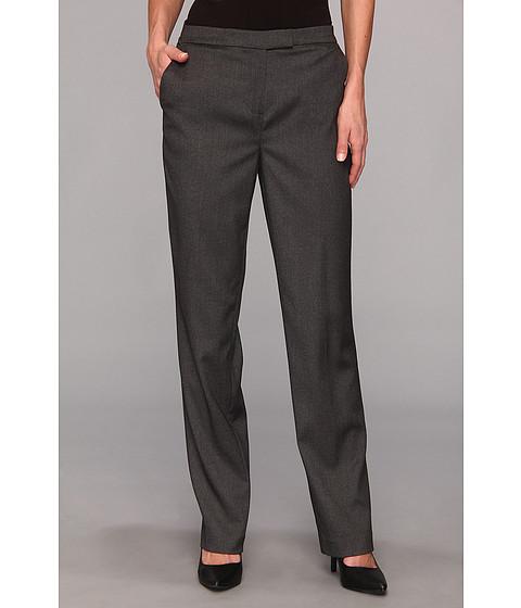Pantaloni Jones New York - Natural Pant w/ Pockets - Charcoal