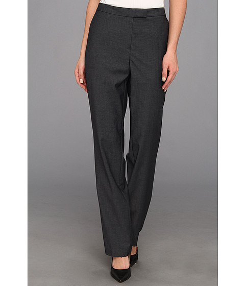 Pantaloni Jones New York - Natural Pant w/ Pockets -  Navy Multi