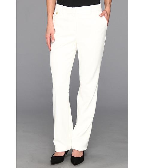Pantaloni Jones New York - Pant With Flap Coin Pocket - JIvory