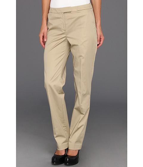 Pantaloni Jones New York - Slim Pant w/ Pockets - Rye