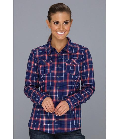 "Camasi Mountain Hardwear - Trekkin Flannelâ""¢ L/S Shirt - Cousteau"